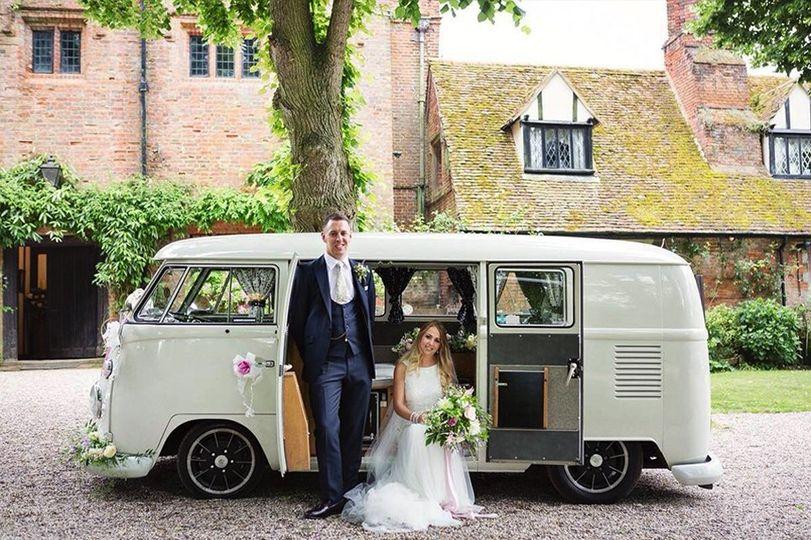 Wedding Cars White Van Wedding Company 8