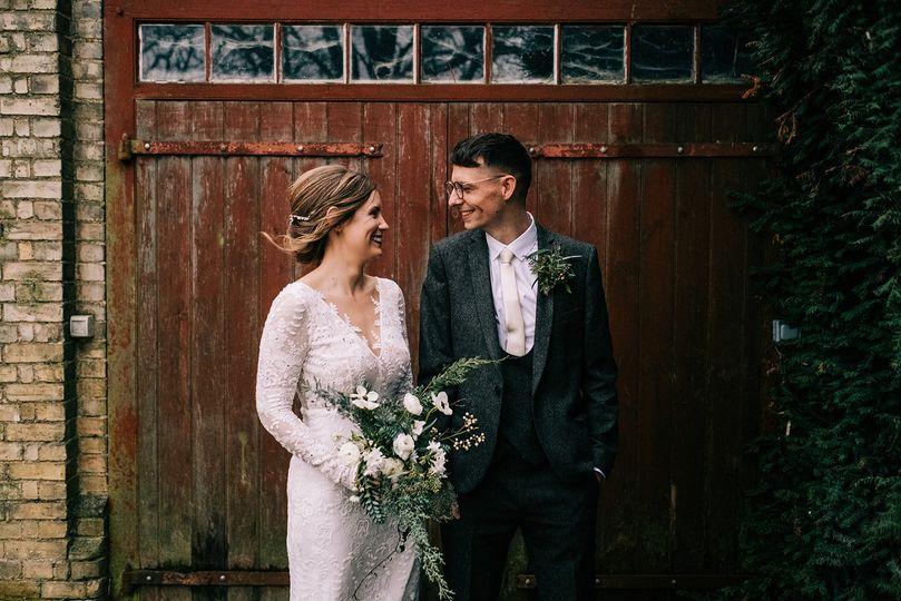 South Farm Rustic Wedding Venu