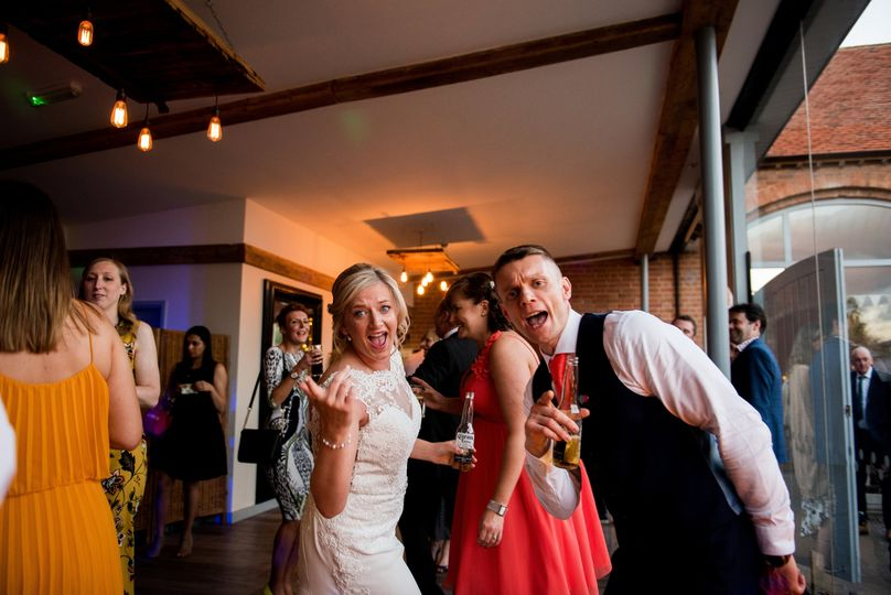 Wedding fun - Gemma Willis Photography