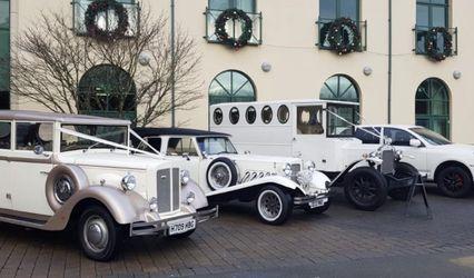 Fairytale Carriages wedding cars