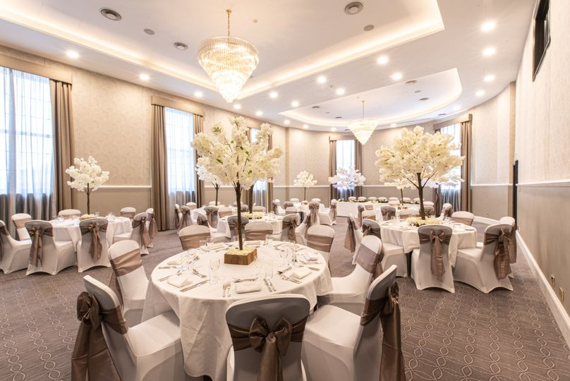 The Ballroom Wedding breakfast
