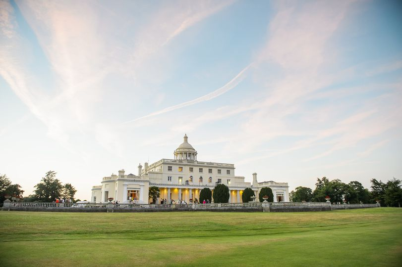 The Stoke Park Mansion