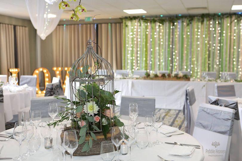 Wedding Breakfast Suite