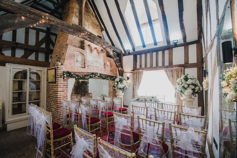 Ceremony Room - Clare Kentish Photography
