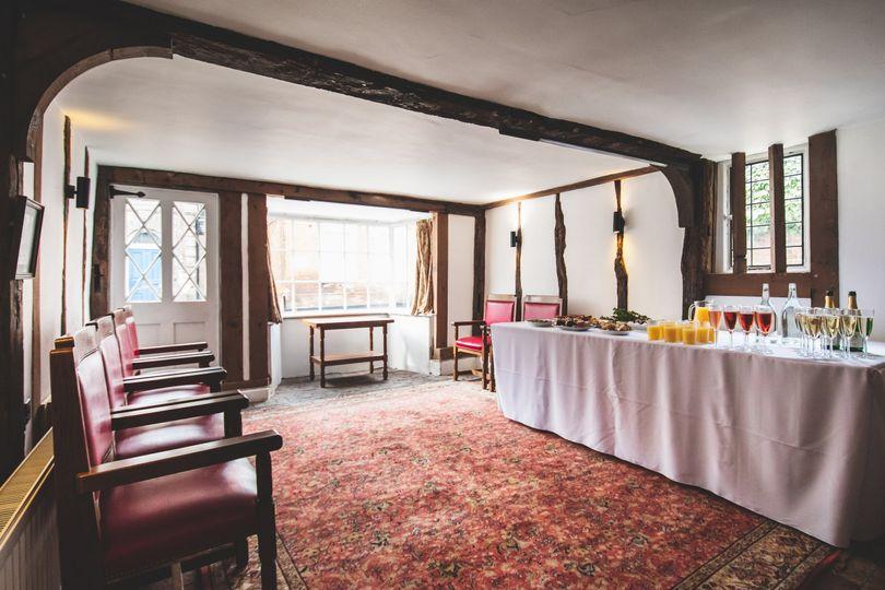 Reception Room - Clare Kentish Photography
