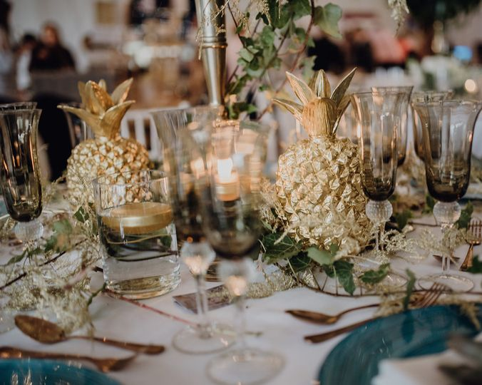 Funky centrepieces