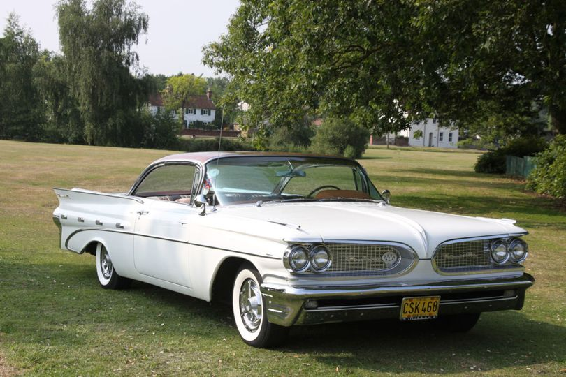 Bonneville Pontiac 1959