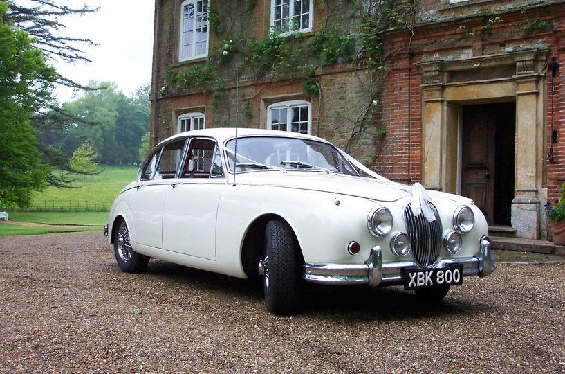 1959 MK11 Jaguar