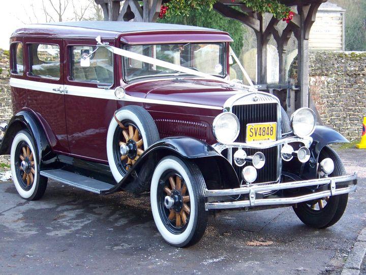 Hudson Essex 1930