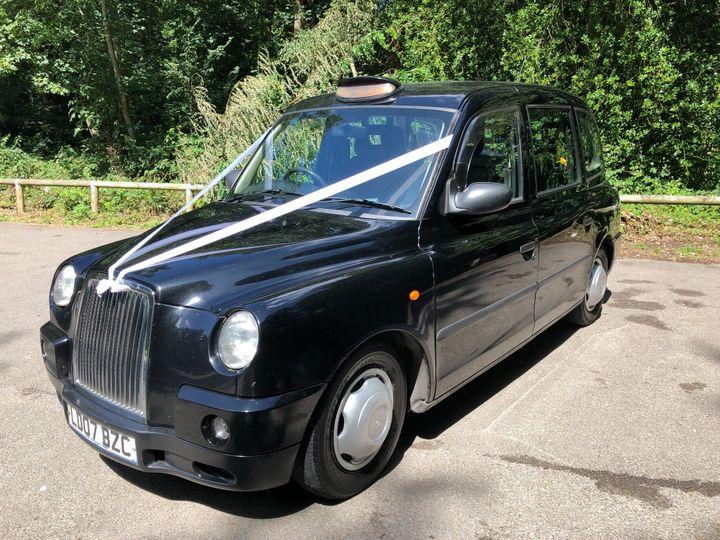 Fred Black Cab