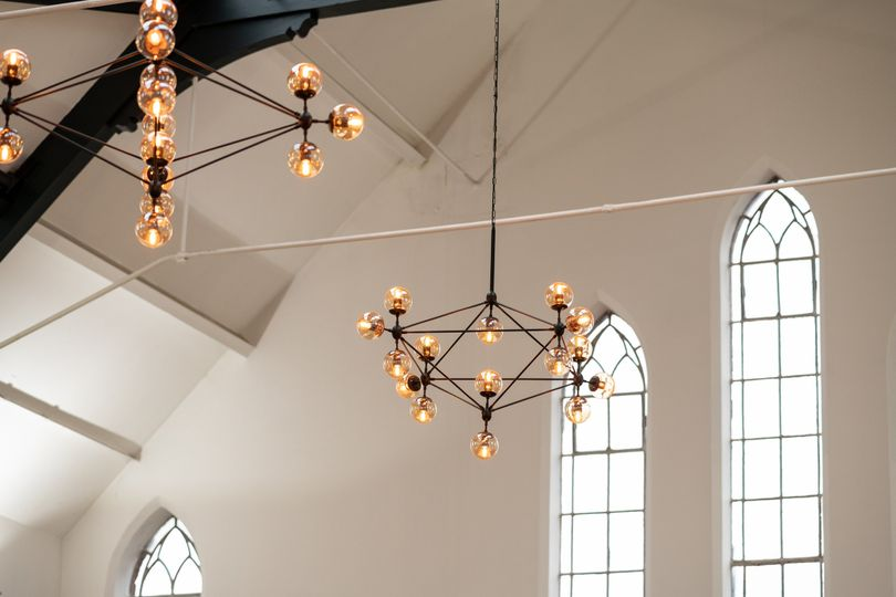 Grand Gallery lighting