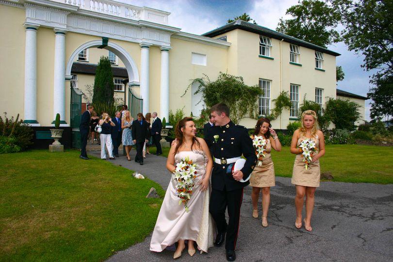 Ricky & Hannah's wedding