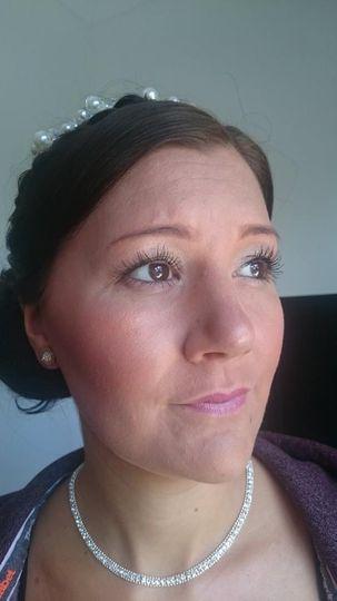 Natural Looking Make up