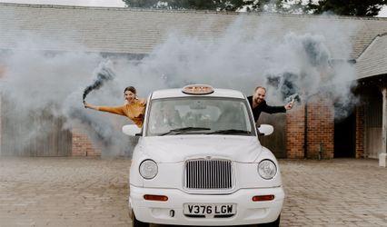 White Taxi Weddings 1
