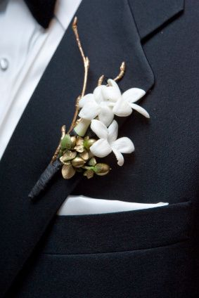 Wedding Buttonhole Flowers