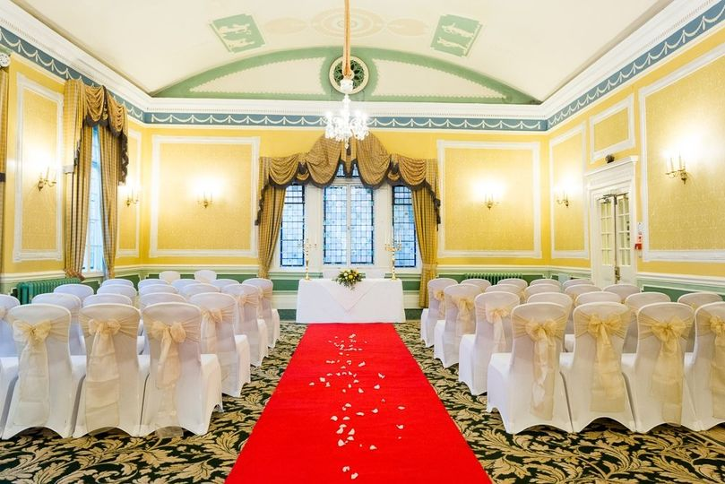 Regency Suite Ceremony