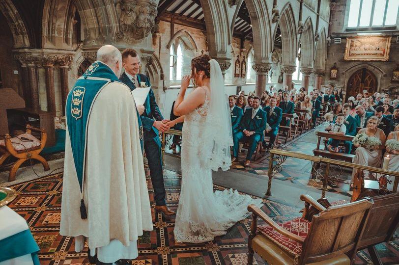 Wedding ceremony - 21 Degrees Wedding Videography