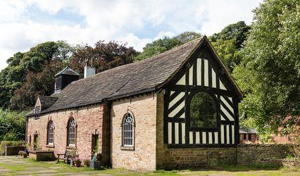 Chadkirk Chapel 1