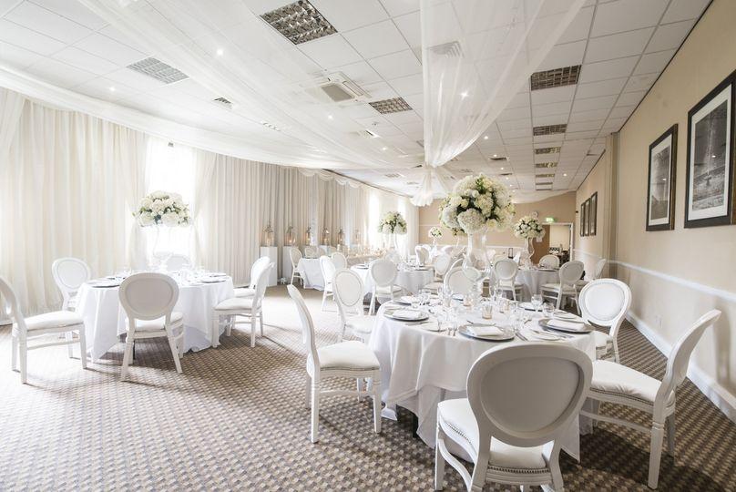 Eyre Suite Wedding