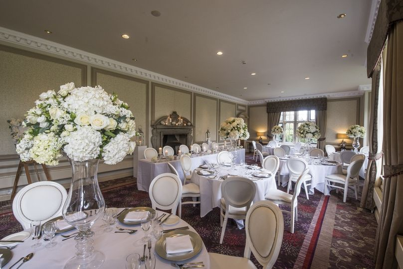 Manor Lounge Wedding