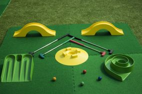 Mobile Crazy Golf
