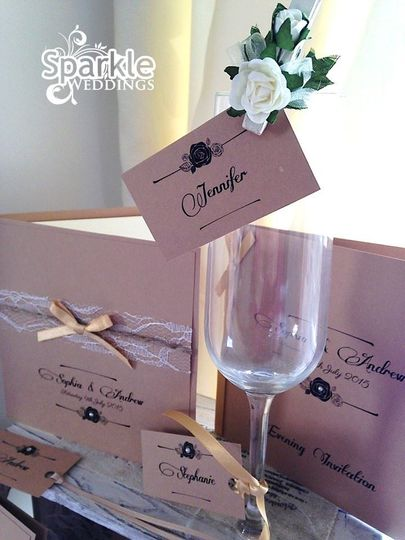 Rustic rose collection