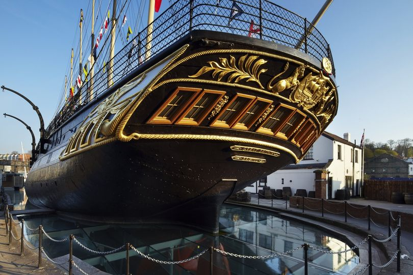 Brunel's SS Great Britain 16