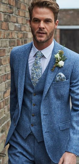 Tweed Suits from Peter Posh