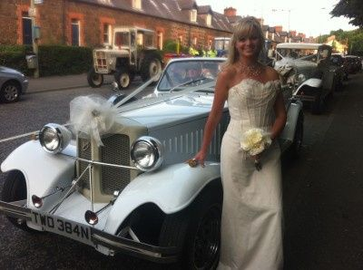 Classic Wedding Car Hire Belfast