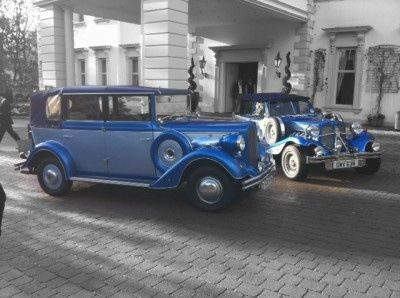 Classic Wedding Car Hire Northern Ireland