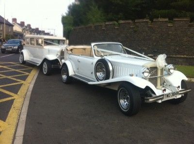 Vintage Wedding Cars Armagh