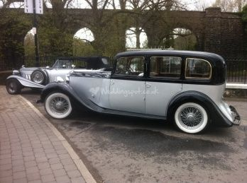 Vintage Wedding Cars Northern Ireland