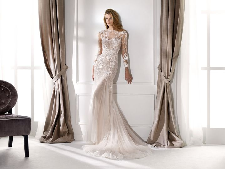 Fross wedding collections - Nicole Spose - Lucianna