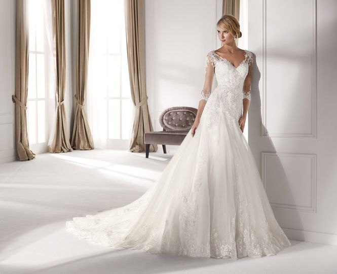 Fross wedding collections - Nicole Spose - Scarlette