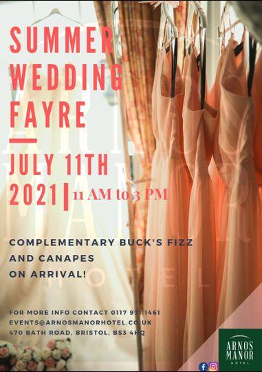 summer wedding fayre 2 4 193315 162332056743570