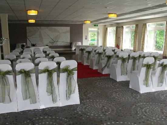 Dartmouth suite wedding
