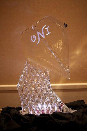 Beautiful Ice Sculpture