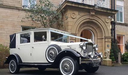 The Bridal Wedding Car 1