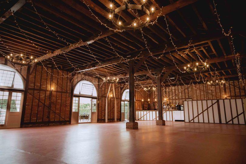 18th century Essex barn