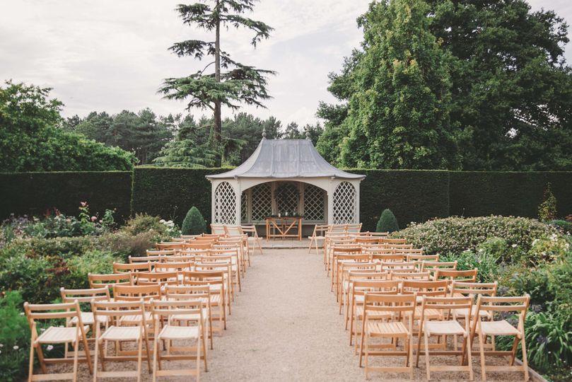 The Coach House Garden
