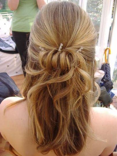 beauty hair make up big day hair 20150330062759310