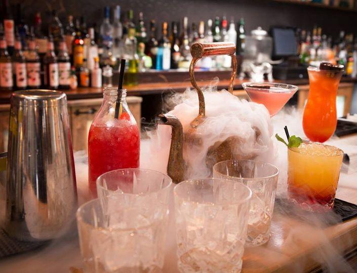 Molecular cocktails