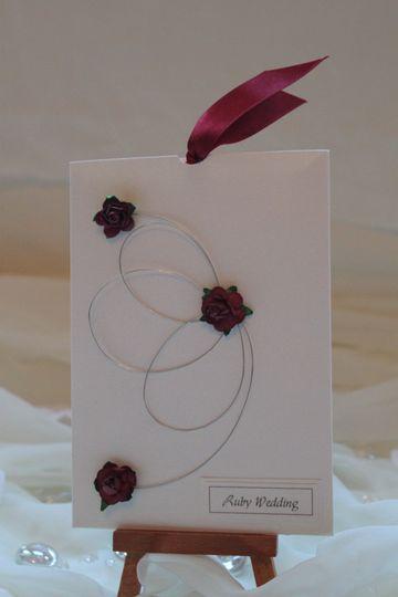 'rose' wallet