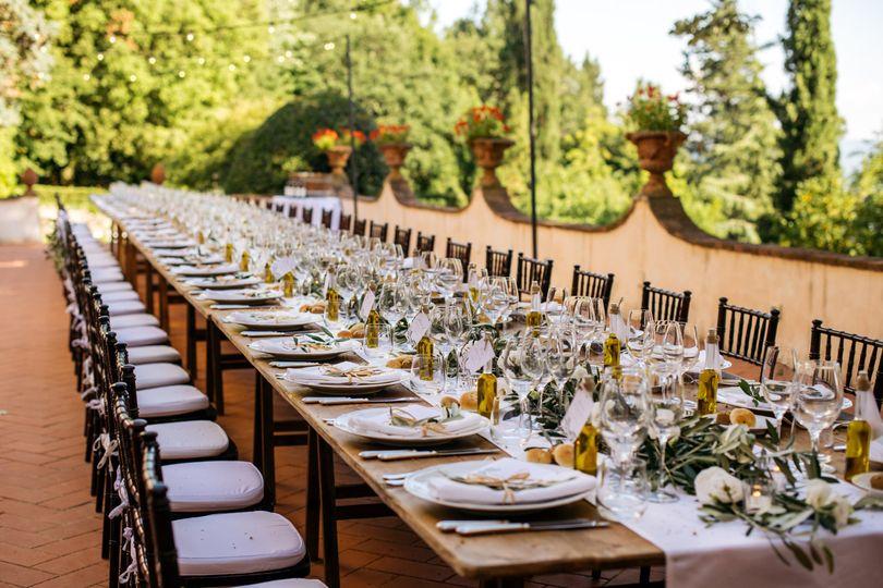 An ideal option for weddings