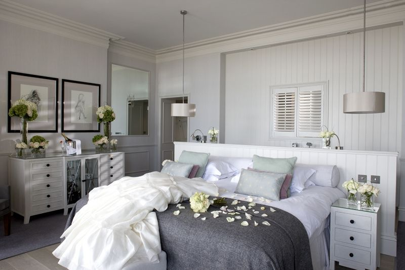 Feature Deluxe Seaview Bedroom