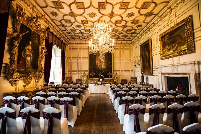 State Dining Room Ceremony