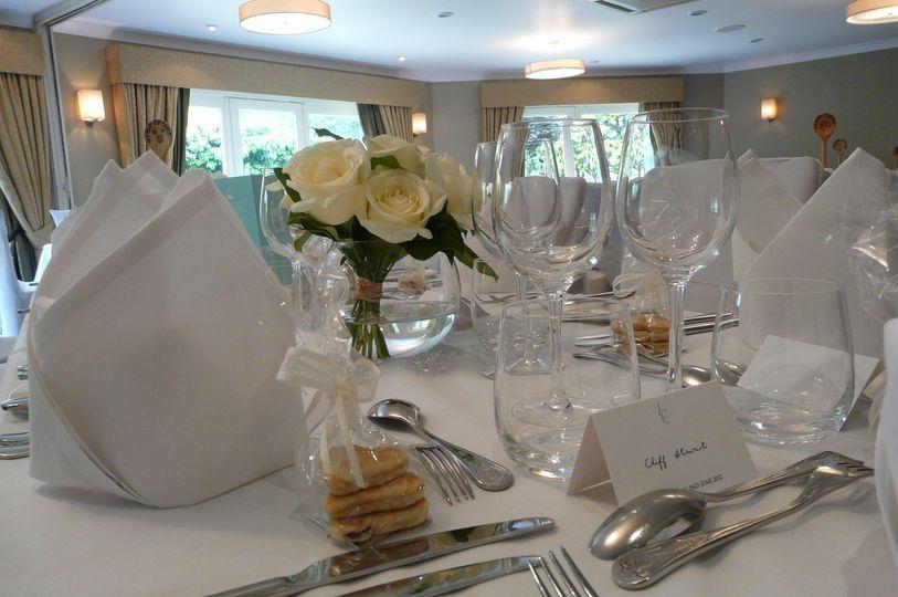 Special banquets