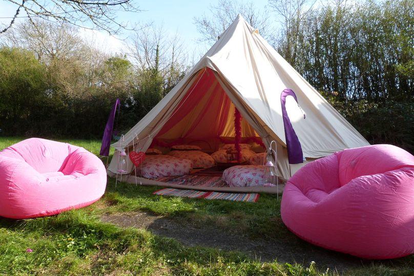 Hen Party Tent