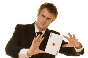 Christopher Whitelock - Magician