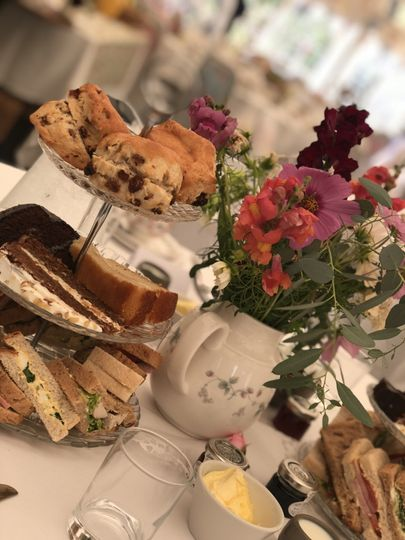 Afternoon Tea Wedding